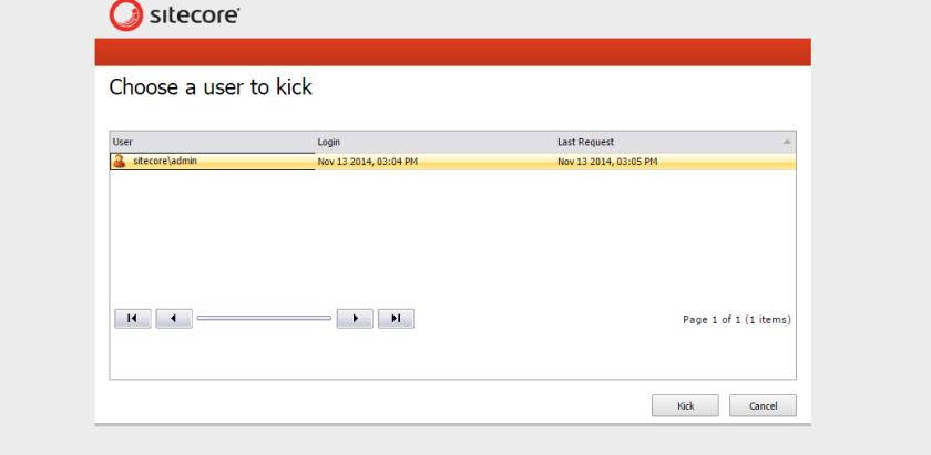 Kick Users