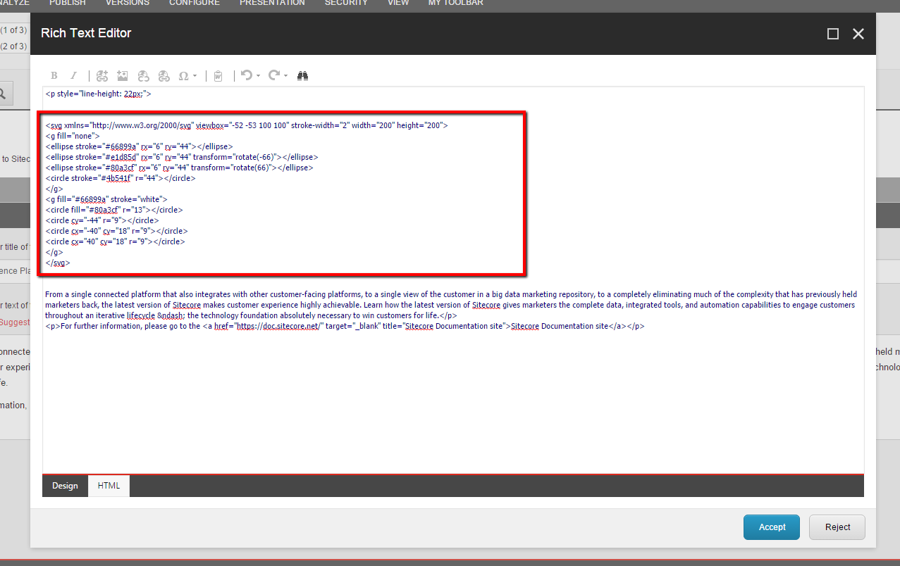 Sitecore SVG Support – Sitecore Corner